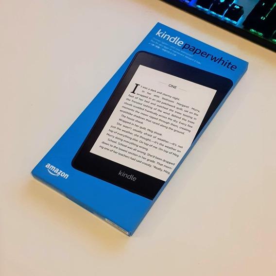 Novo Kindle Paperwhite Amazon 8gb À Prova D Água 8gb