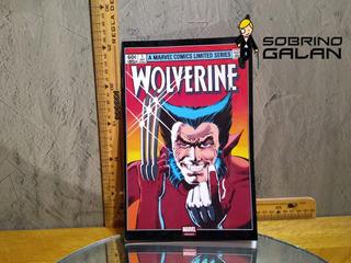 Comic Marvel Wolverine Por Frank Miller (en Español) 2017