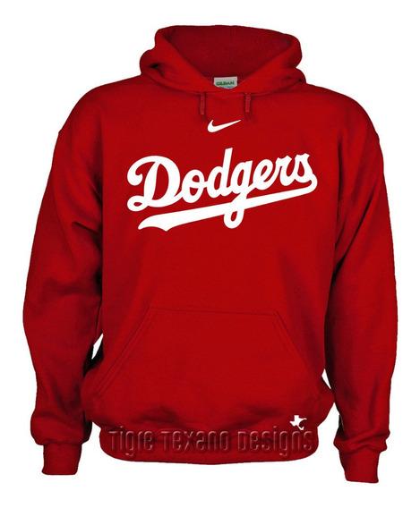 Sudadera Dodgers Los Angeles Mod. P By Tigre Texano Designs