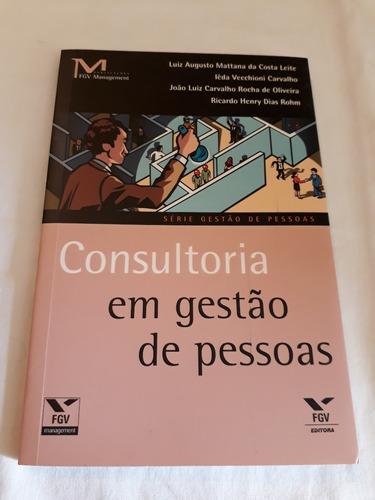 Consultoria Em Gestão De Pessoas - Fgv - Novo