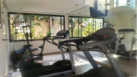 Apartamento Para Locação Em São Paulo, Jardim Bonfiglioli, 3 Dormitórios, 1 Suíte, 2 Banheiros, 1 Vaga - 2517