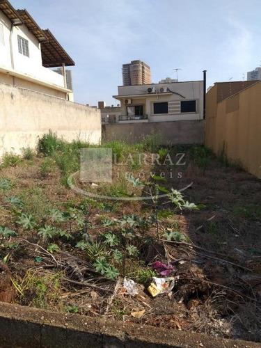 Ótimo Terreno Para Venda No Jardim Botanico Com 250 M2, Ótima Localização, Ideal Para Construtores - Te00333 - 34681952