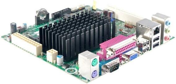 Placa Mãe Intel Mini Itx D525mw Processador Atom Integrado
