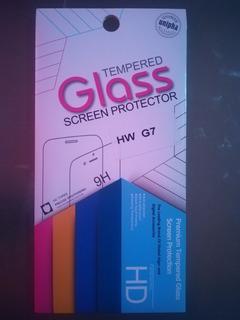 Mica Protectora Glass Vidrio Templado Smatphone Huawei G7