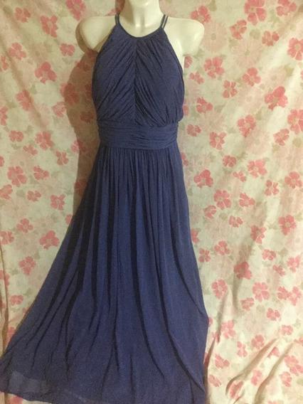Vestido Americano Dessy Collection Talla 10(m)