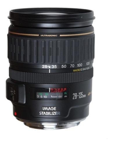 Lente Canon 28-135mm Ultrasonic