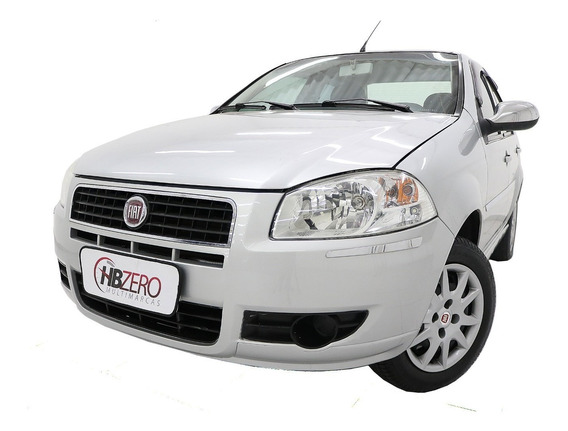 Fiat Siena 1.0 El 8v Flex 2012