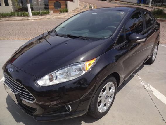 Ford Fiesta Sedan 1.6 Se 2014