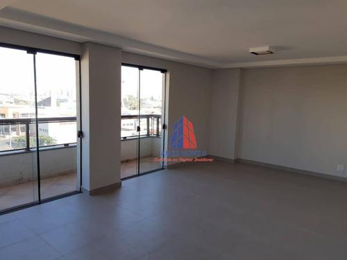 Apartamento Com 3 Dormitórios À Venda, 320 M² Por R$ 1.300.000,00 - Centro - Americana/sp - Ap0117