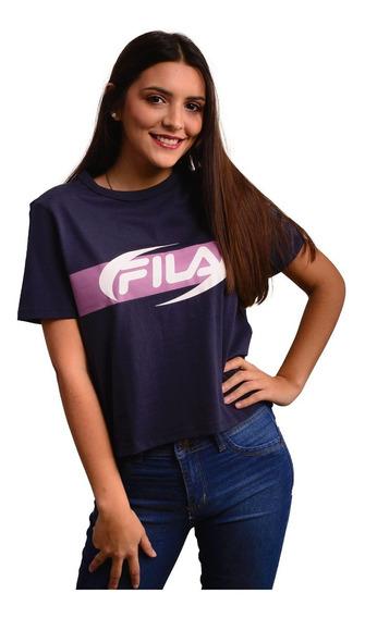 Remera Fila Alba -ls110117-140- Trip Store