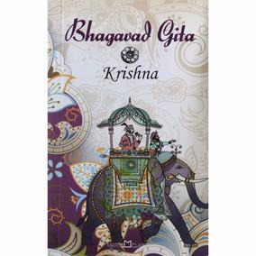 Livro Bhagavad Gita Coleção Obra Prima Usado Hinduísmo