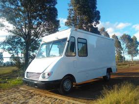 Camioneta Vanette Mercedes B. Sprinter Food-truck Transporte