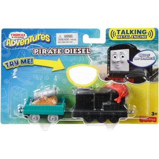 Thomas & Friends - Talking Pirate Diesel - Luz Y Sonido!!!