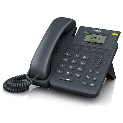 Telefono Ip Yealink T19p - Poe - Incluye Fuente Fact. A Y B