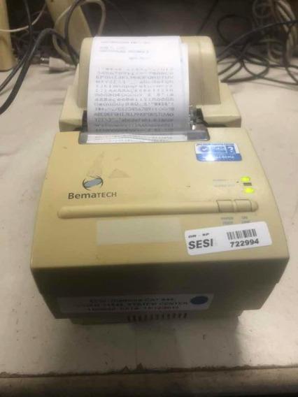 Impressora Bematech Mp20 Funcionando Matricial 40 Colunas
