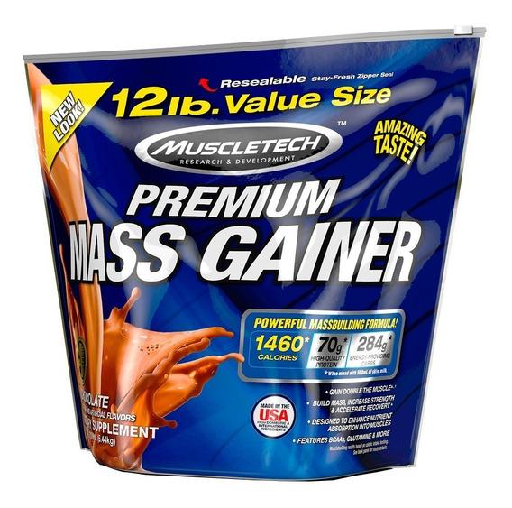 Premium Mass Gainer 12 Lb, Mtech - Ganador De Peso -
