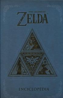 En Español The Legend Of Zelda - Enciclopedia - Pasta Dura