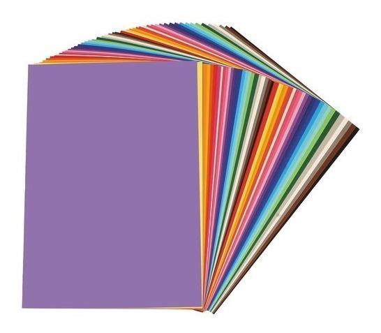 Cartulina Luma Color 45x60 Cm X20 Unidades