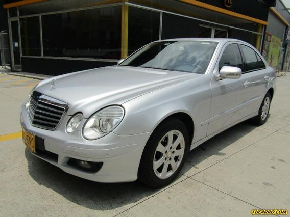 Mercedes Benz Clase E E 200 K 1.8 At Full Equipo