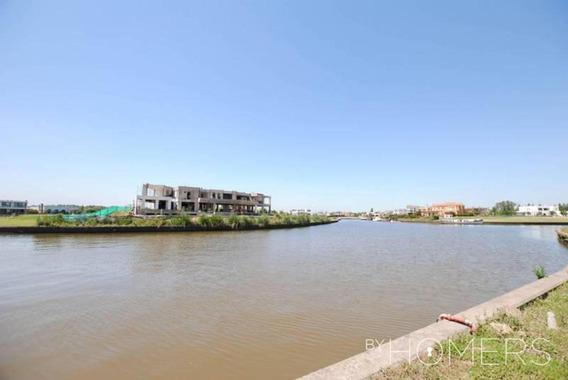 Muy Buen Lote Al Rio En Albanueva, Tigre