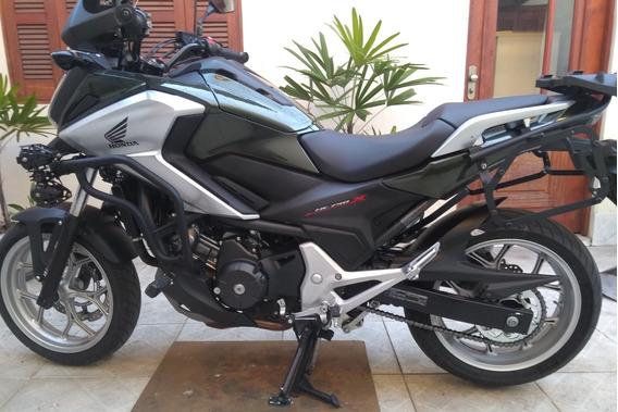 Moto Honda Nc 750 X