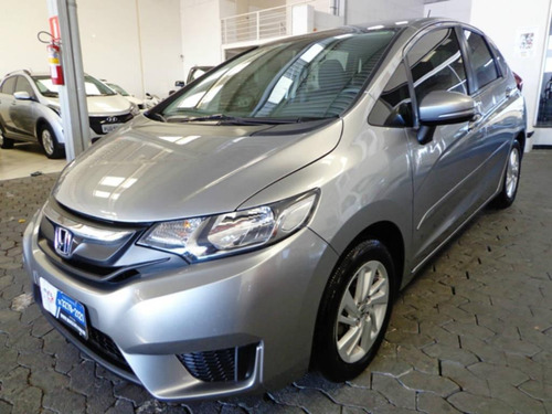 Honda New Fit 1.5 Lx Cvt 16v Flex