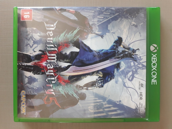 Devil May Cry 5 - Xbox One - Mídia Física
