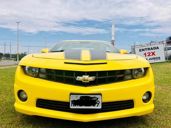 Chevrolet Camaro 6.2 V8 Ss - Aceitamos Troca E Financiamos!
