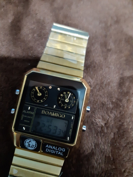 Relógio Boamigo Importado