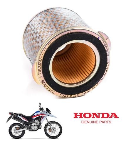 Filtro De Aire P/ Xre 300 Rally Honda Original Full