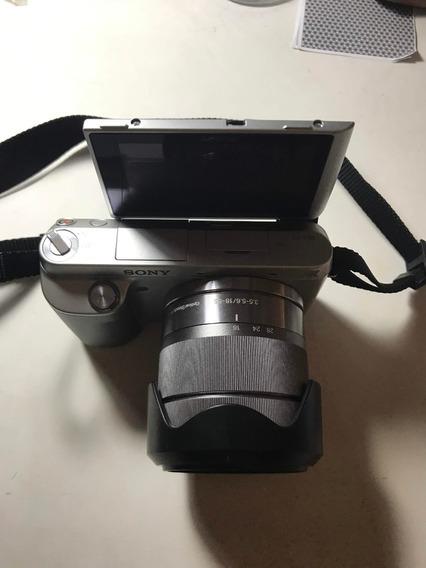 Camêra Sony Nex F3