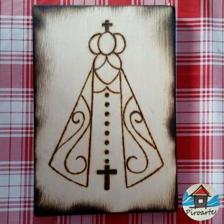 Quadrinho Decorativo Nossa Senhora Aparecida