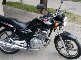 Suzuki En125 -2a Inmaculada Con Maletero