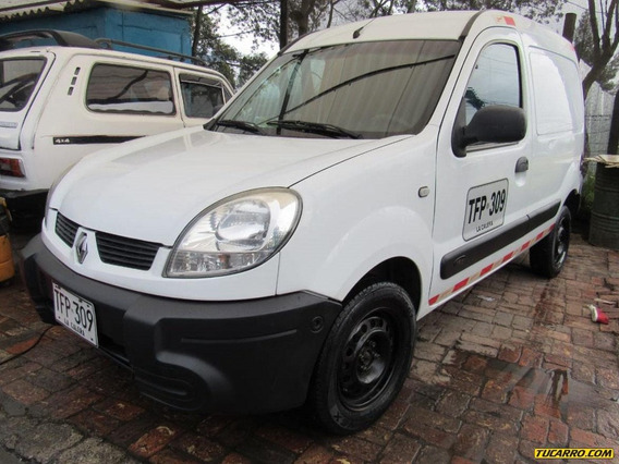 Renault Kangoo Vu 2012