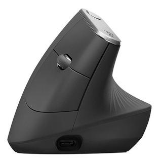 Mouse Ergonomico Mx Vertical Logitech Bluetooth 12 Cts
