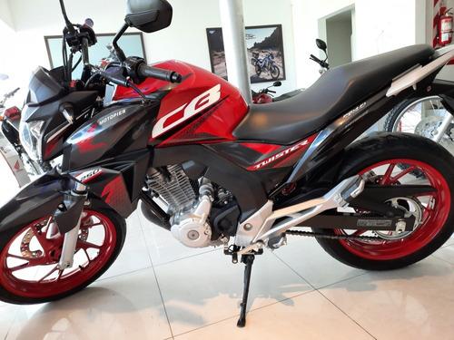 Honda Twister 250 Precio + Cuotas C/tarj Motopier Pilar