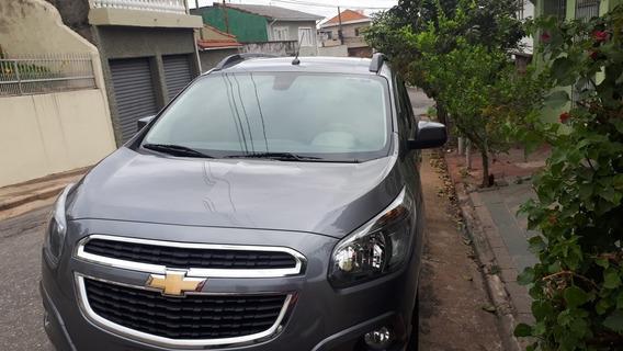 Chevrolet Spin 1.8 Ltz Aut. 5p 7 Lugares 2018