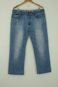 Calça Jeans Calvin Klein - Tamanho 48