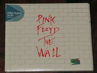 Pink Floyd The Wall Cd Doble Nuevo Ind.argentina
