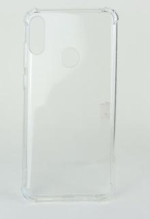 Capa Anti Shock Zenfone Max Pro M2 Zb631kl + Pelicula Gel 5d