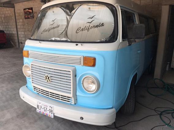 Volkswagen Combi Tipo Panel 1999 Std 1.6l Pasajeros