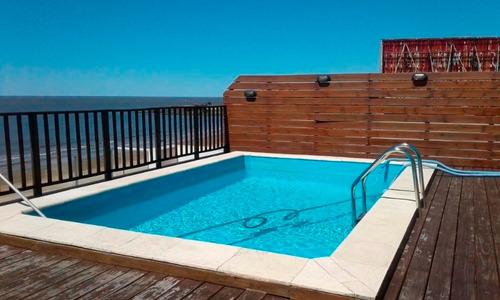 Alquiler Apartamento 3 Dormitorios Malvin Amoblado Garaje
