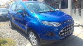 Ford Ecosport 5p Se L4 2.0 Aut. 2014