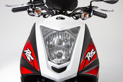 Kymco Agility 125 Naked Rs 12/ 18  En Cycles