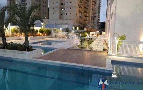Imagem 1 de 20 de Apartamento 60 M2 Vila Rosalia - Ml3265