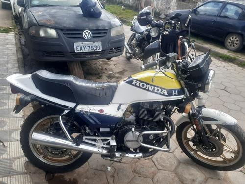 Honda Cb 450 Sport Nelson
