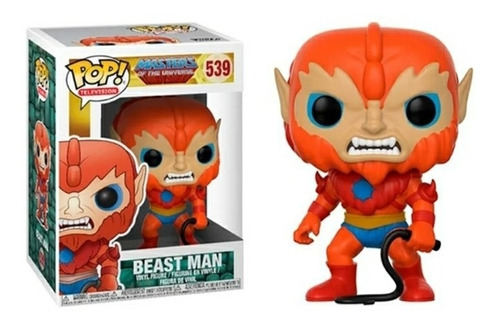 Funko Pop! Máster Of The Universe Beast Man 539