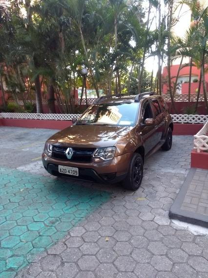 Renault Duster 2016 1.6 16v Expression Hi-flex 5p
