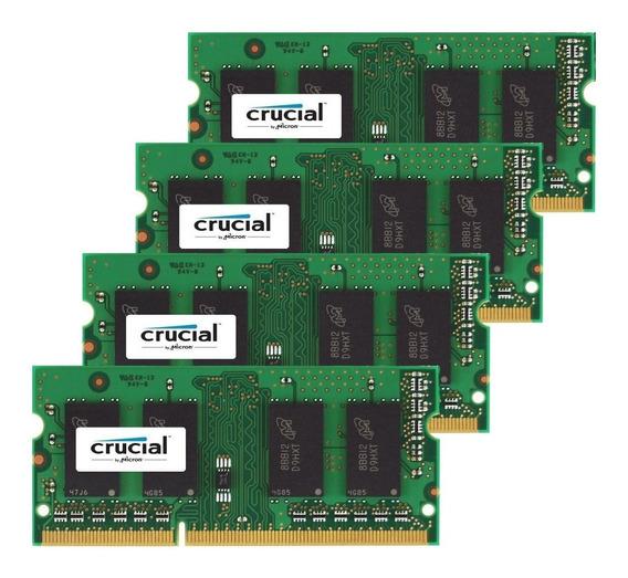 Kit Crucial 32gb(4x8gb)1866 1867mhz iMac 27 5k Retina 2015