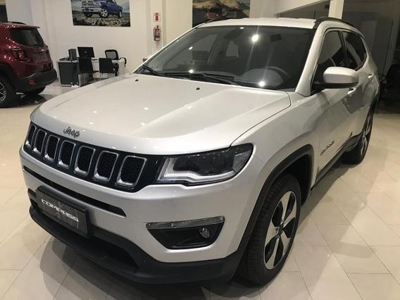 Nueva Jeep Compass Longitude At6 Fwd 2020